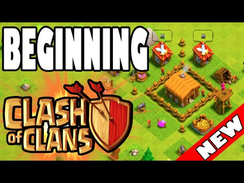 Clash of Clans - *NEW* ACCOUNT!