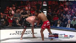 Justin Gaethje vs. Luis Palomino at WSOF 19 - March 28, 2015