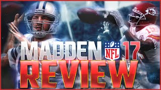 Madden NFL 17 Review: An In-Depth Analysis