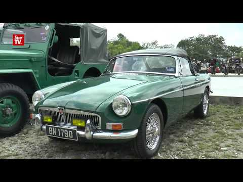 Classic cars rally: From Sg Buloh to Khalsa Land