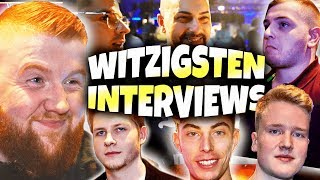 DIE LUSTIGSTEN INTERVIEWS auf dem FORTNITE MASHUP TURNIER!