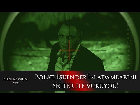 Polat Alemdar, İskender'in Adamlarını Sniper Ile Vuruyor!