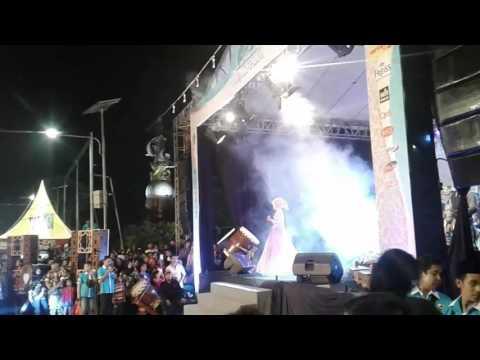 Penutupan Kampung Ramadhan ( Tasya Rosmala ) Live Alun Alun Sidoarjo