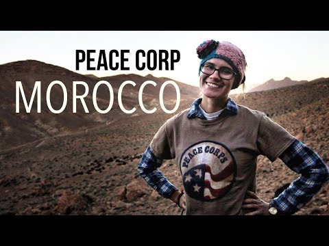 PEACE CORPS: MOROCCO {Stateside Chat with Volunteer Caitlyn}
