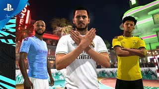 『FIFA 20』 VOLTA 公式ゲームプレイトレーラー