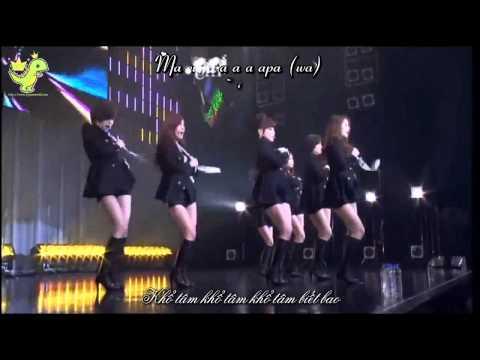 (Vietsub + Kara) I'm Really Hurt - T-ara (Premium Live in Osaka) {JYWSubs}