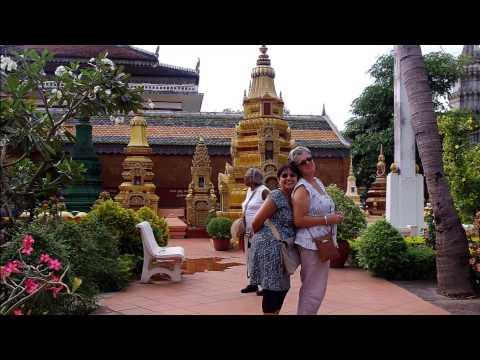 Voyage au Vietnam avec Asiatik travel . Groupe de l'Association de Plus belle la vie