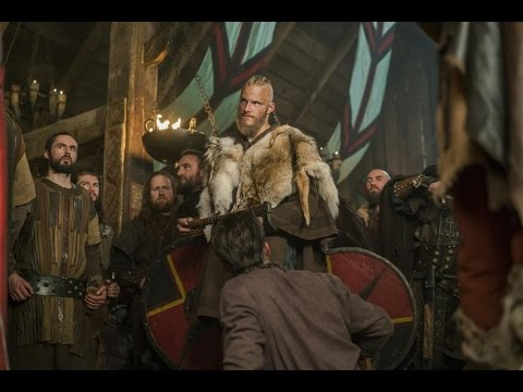 Download Vikings - Bjorn Ironside: If you kill her, my brothers, you'll have to kill me too.