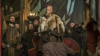 Vikings - Bjorn Ironside: If you kill her, my brothers, you'll have to kill me too.