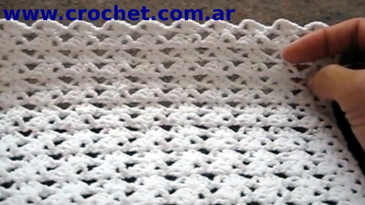 punto fantas a n 39 en tejido crochet o ganchillo