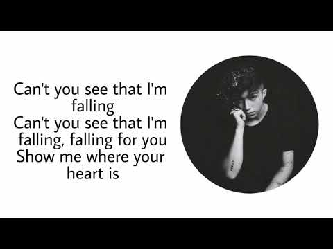 Falling - Why Don't We (Official Lyric Video)