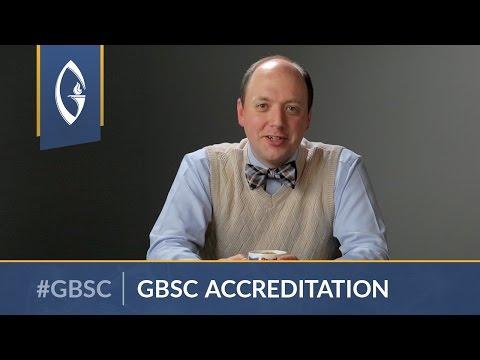 #GBSC - GBSC Accreditation