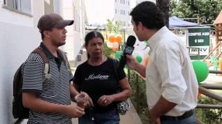 Entrega de apês MRV em Betim. Obra do condomínio Parque Canindé e depoimentos.