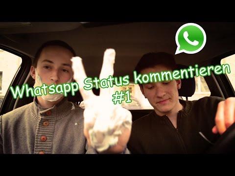 Whatsapp Status Kommentieren 1