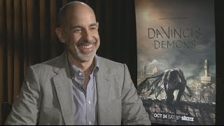 'Batman v Superman': David S. Goyer Teases His Giddy Reaction After Seeing Movie