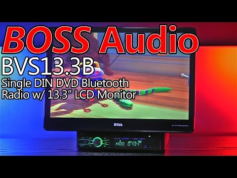 Boss Audio BVS13.3B 13.3