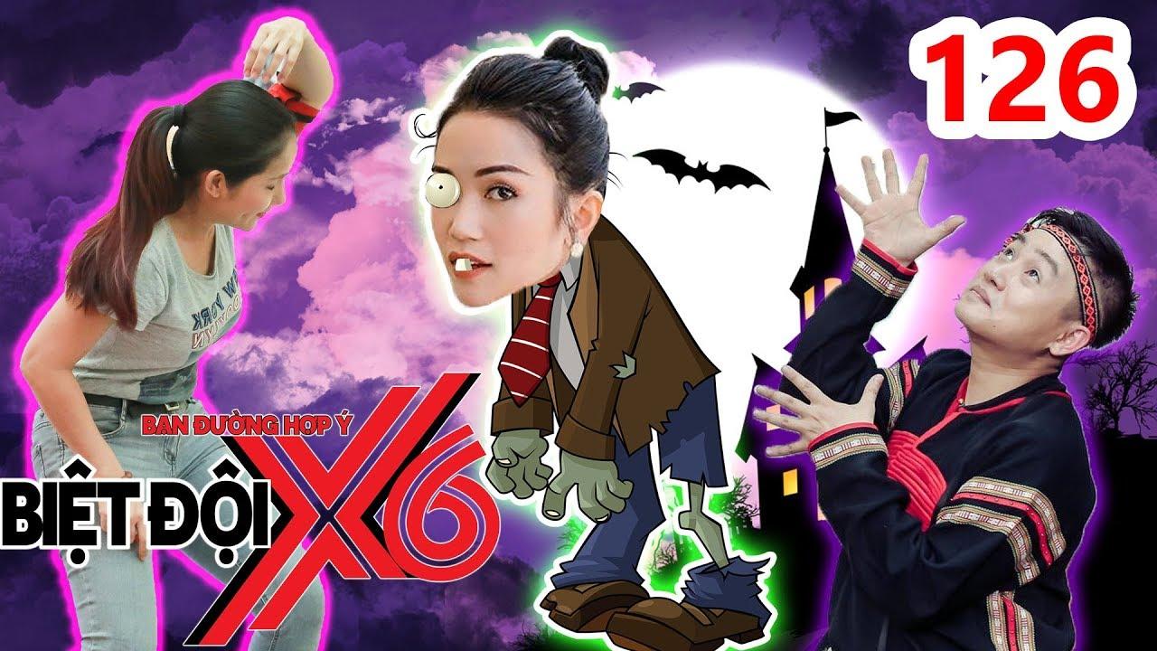 BIỆT ĐỘI X6 | BDX6 #126 | Hữu Tín một mình lật đổ âm mưu đội nhà - Sĩ Thanh hóa zombie bắt Cát Tường