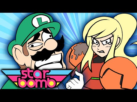SMASH! - Starbomb MUSIC VIDEO animated by Studio Yotta