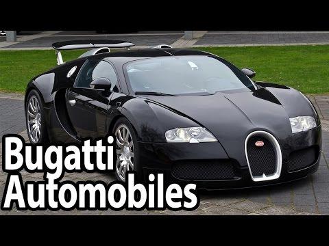 Bugatti Automobiles and Motoramas