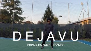 Prince Royce, Shakira - Deja vu (zumba choreo | Martin Mitchel)