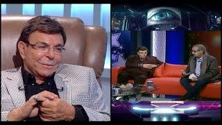 فحص شامل - دموع سمير صبري تغلبه بعد مشاهدة فيديو يجمعه مع الراحل نور الشريف