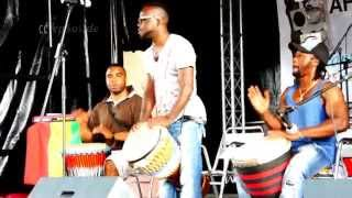 African Drum Music in Europe