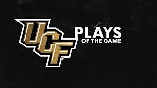 Plays of the Game: UCF vs. Alabama