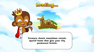 Bloons monkey city(opice vs balónky 3/5)