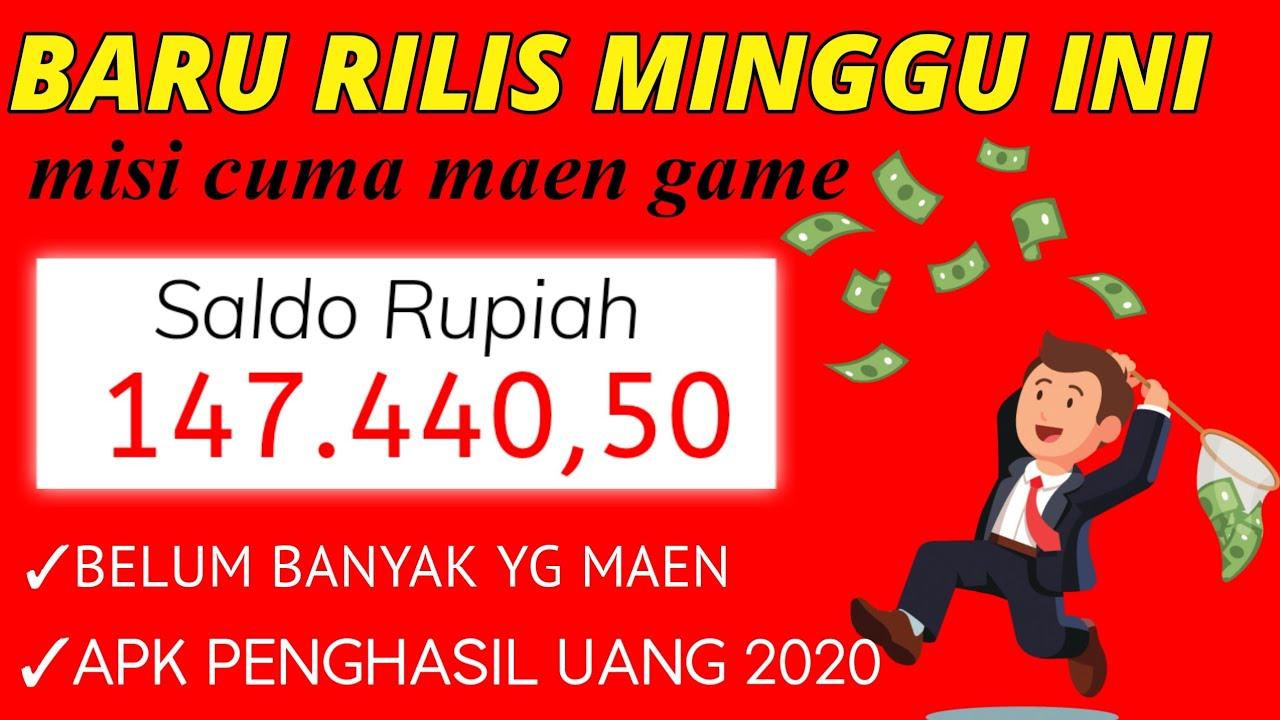 Cuma Maen Game Dibayar 140.000 Ribu | Aplikasi Penghasil Uang Paling Cepat 2020 Terbukti Membayar