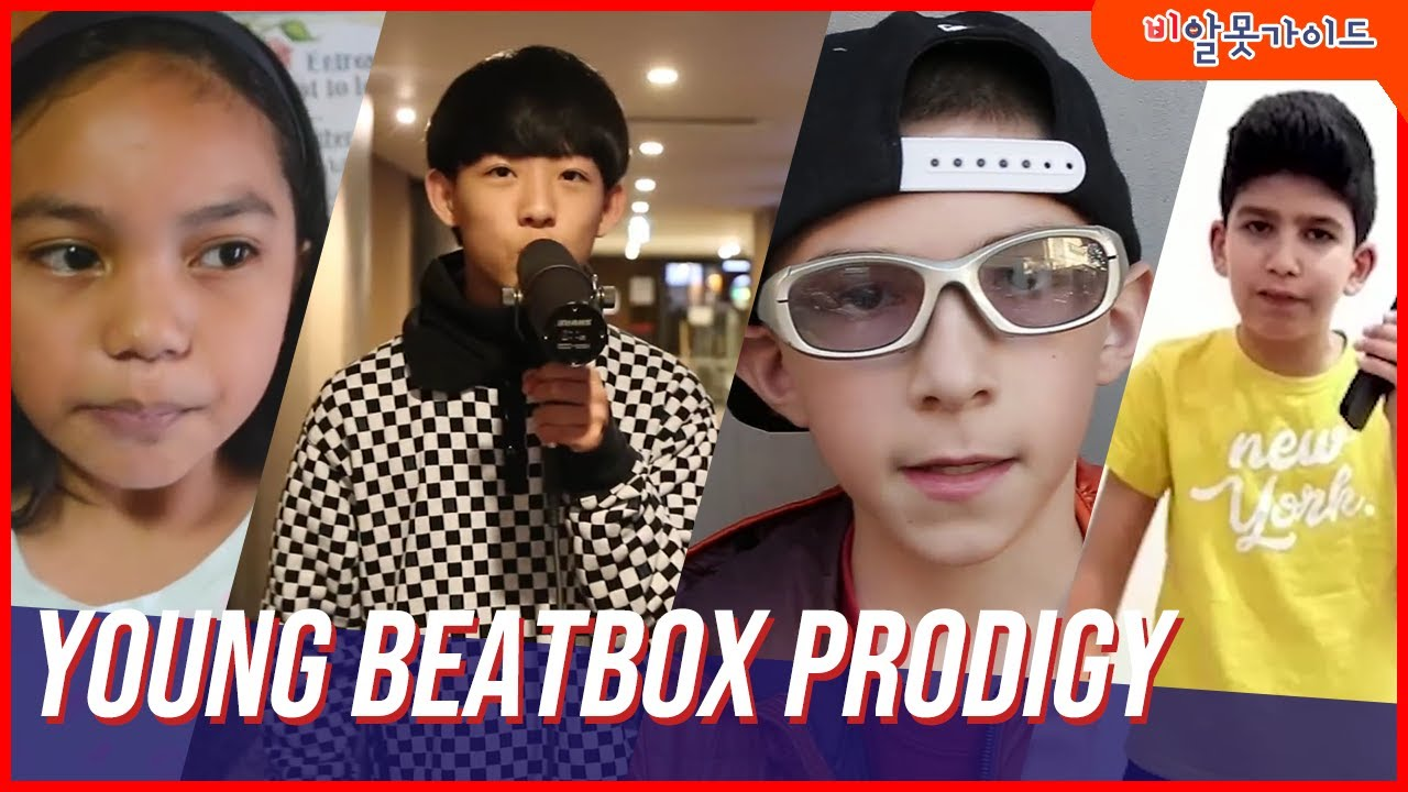 Incredible Talents, Young Beatbox Prodigy