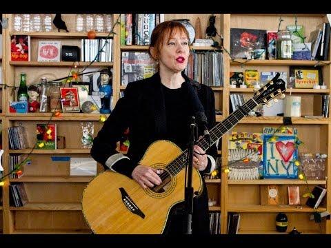 Suzanne Vega: NPR Music Tiny Desk Concert