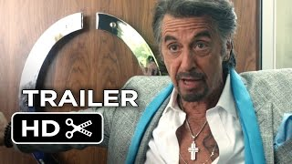 Danny Collins Official Trailer #1 (2015) - Al Pacino, Jennifer Garner Movie HD