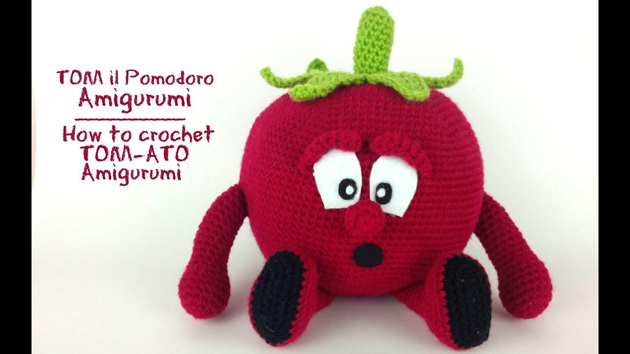 How to Crochet * Hello Lucy, Hello Lomo * Part #1 * Amigurumi ... | 720x1280