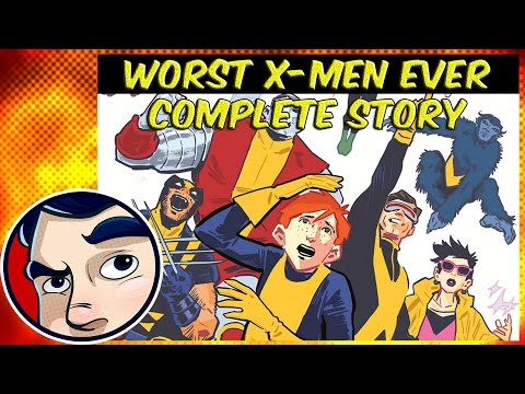 Worst X-man Ever - Complete Story