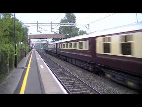 Orient Express Northern Belle 12/07/2013