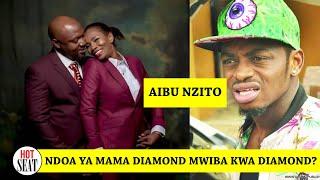 NDOA YA MAMA DIAMOND MWIBA KWA DIAMOND | MAMBO YA AIBU YAFANYWA HADHARANI