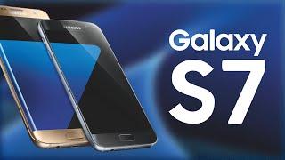 Este es el  Samsung GALAXY S7 y S7 EDGE