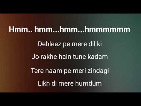 jeena-jeena-song-|-atif-aslam-|-clean-karaoke-with-lyrics
