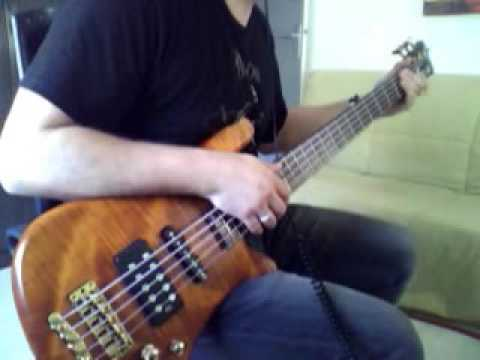 Mary | Black Bomb A [Bass Cover]