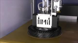 Multimaterial-3D-Druck mit 4-Fach-Drucker Multirap M500