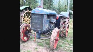 Farm Machinery Auction 12th November 2011