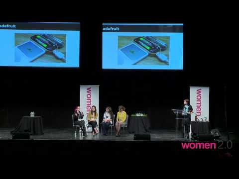 """PITCH NYC 2012 - MAKER PANEL: """"LIFE AFTER PROTOTYPE"""""""