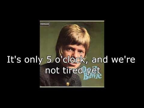 There Is a Happy Land | David Bowie + Lyrics