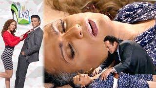¡El Lic. Mendoza descubre que Eva es Juan Carlos!  |Por ella soy Eva |Televisa
