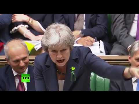 LIVE: Theresa May holds PMQs on Day 2 of MPs debating Lords amendments