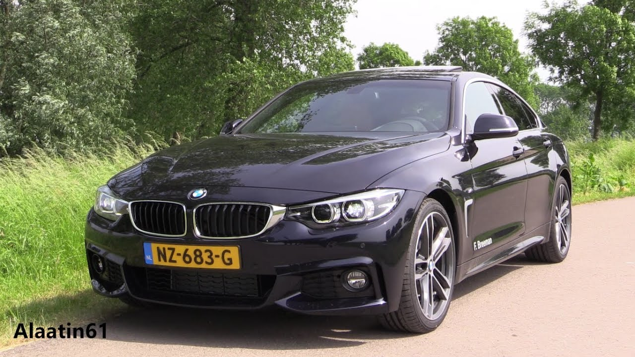 INSIDE The NEW BMW 4 Series Gran Coupe 2017