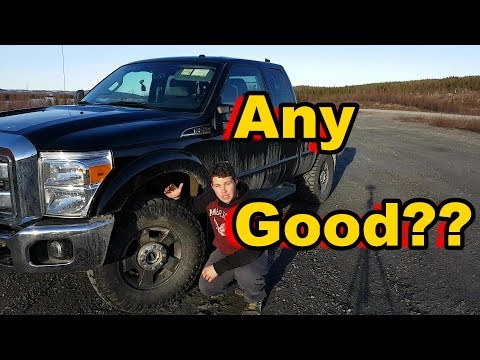 DURATRAC Wrangler GoodYear Tire FULL REVIEW