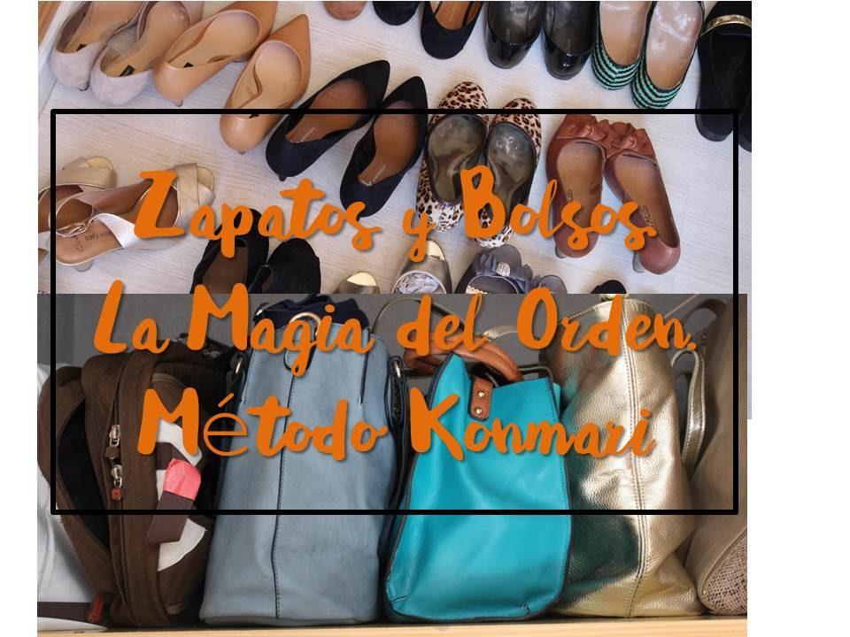 bolsos y zapatos la magia del orden metodo konmari youtube