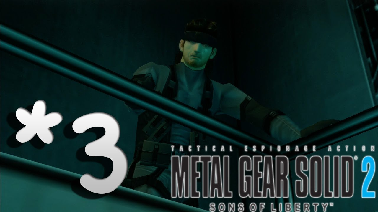 Download Metal Gear Solid 2: Sons of Liberty - Episode 3 - Nella stiva