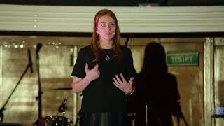 Cum a ajuns rebela din mine la MIT? | Georgiana Dragomir | TEDxIasi